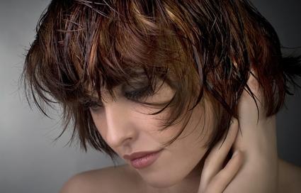 coiffure lors d'un relookage
